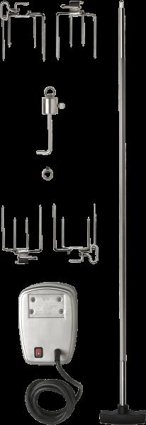 Napoleon Commercial Quality Drehspieß-Set für LE,LEX & Prestige (PRO) 500