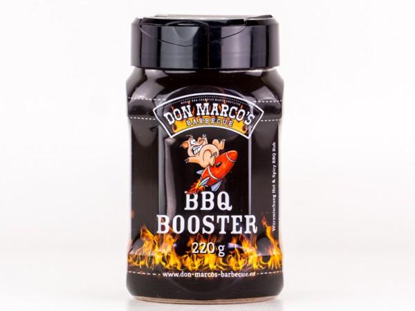 Don Marco`s BBQ Booster Rub 220gr