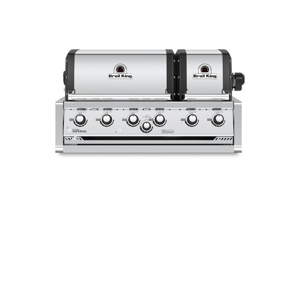 Broil King IMPERIAL XLS 670 Built-In inkl. Drehspieß