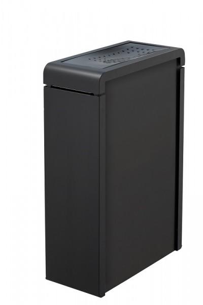 Sentiotec Zusatzverdampfer R, 2,5 kW, schwarz