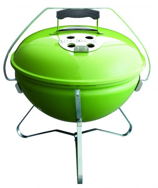 Weber Holzkohlegrill Smokey Joe Premium Ø 37cm - Spring Green - Nr. 1127704
