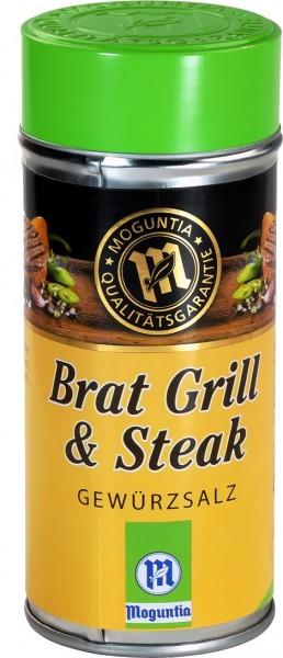 Moguntia Brat Grill Steak Grillgewürz Gewürzsalz 150g