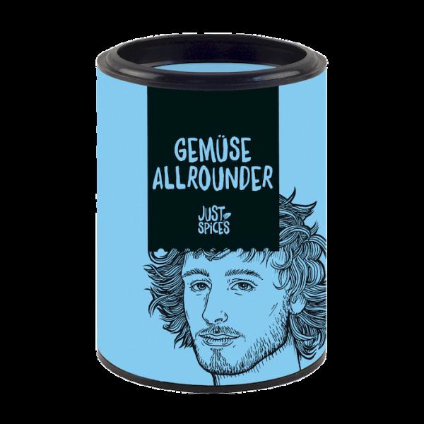 Just Spices Gemüse Allrounder 75gr Dose