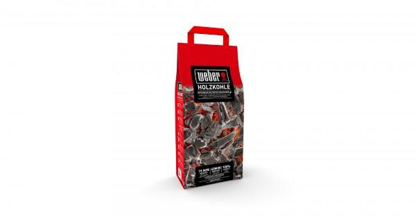 Weber - Premium Holzkohle - 5 kg