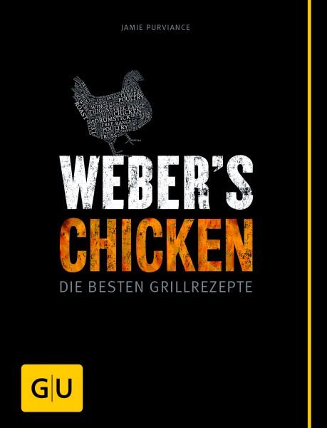Weber  Grillbuch   Webers Chicken Buch   Rezepte  22841