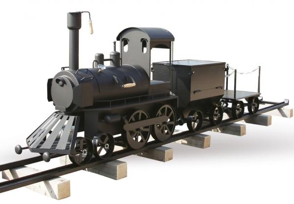 Joe's Barbeque Smoker | 24'' Joe´s Single Door Championship Train
