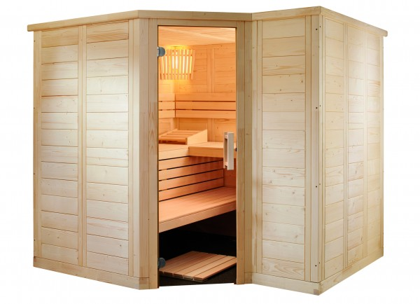 Sentiotec - Massivsauna Polaris Small - Nr.: 1-030-278