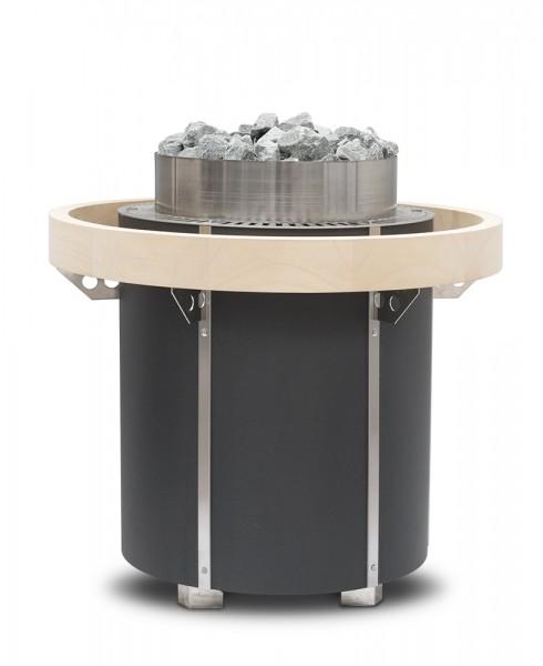 EOS Saunaofen Orbit (Standausführung, Profi), 12 - 24 kW
