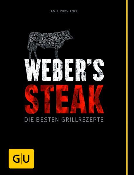 """Weber Grillbuch """"Webers Steak Buch"""""""