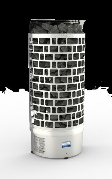 Sentiotec Saunaofen Ari Wall ohne Steuerung, 7,5 kW