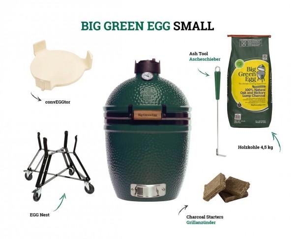 Big Green Egg Kamado Small Starter-Set