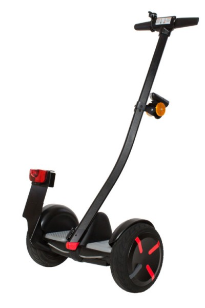 WaterLoft iWalk mini Scooter - schwarz