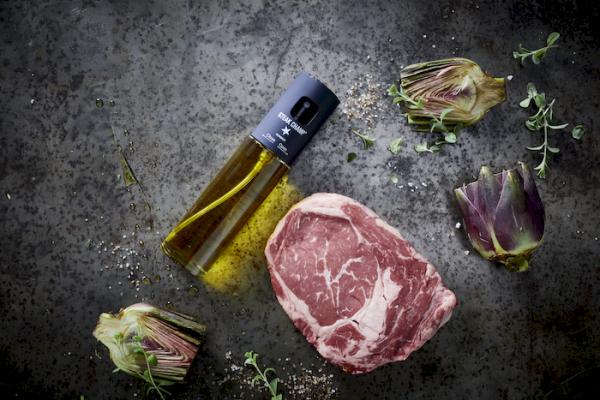 Steak Champ Öl-Sprühflasche