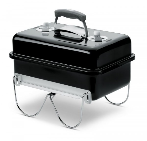 Weber Holzkohlegrill Go-Anywhere - Black - Nr. 1131004