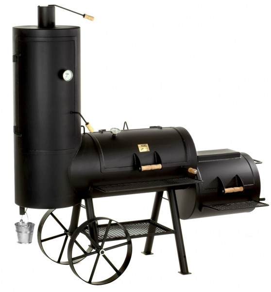 Joe's Barbeque Smoker | 20'' Chuckwagon Catering