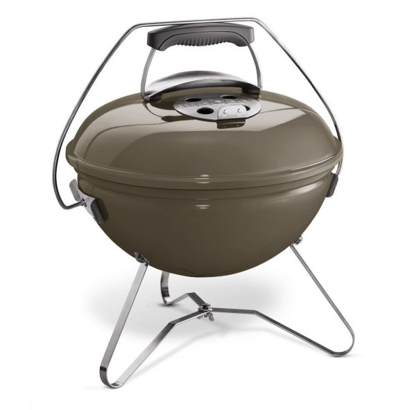 Weber Holzkohlegrill Smokey Joe Premium Ø 37cm - Smoke Grey - Nr. 1126704