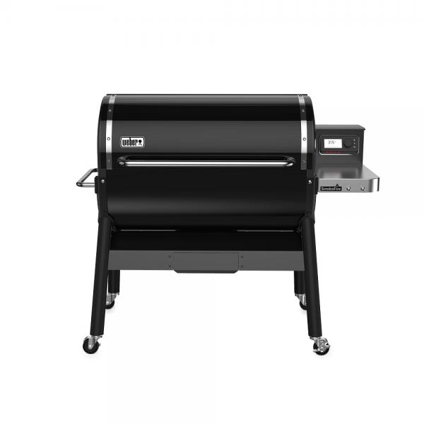Weber Holzpelletgrill SmokeFire EX6 GBS, Schwarz