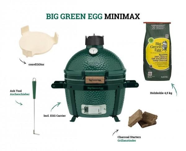 Big Green Egg Kamado MiniMax Starter-Set
