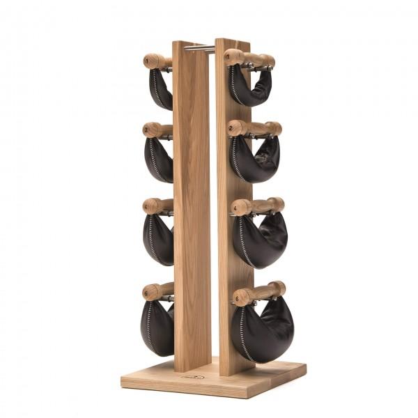 NOHrD Swing Tower Hantel Set (2,4,6,8 kg) Esche