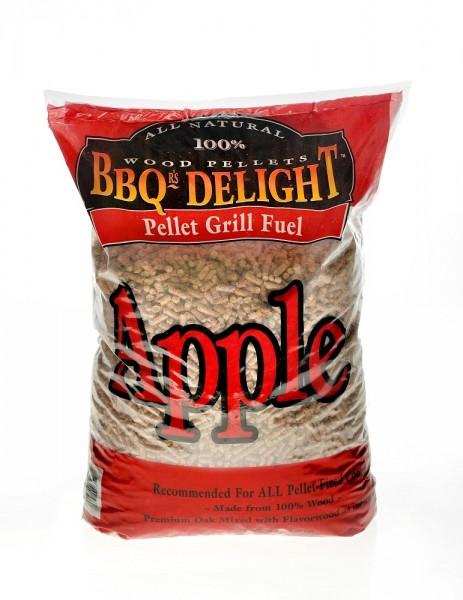 BBQr´s Delight Pellet Grill Fuel Apple, Räucherpellets