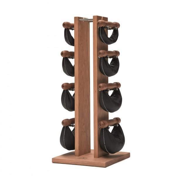 NOHrD Swing Tower Hantel Set (1,2,4,6 kg) Kirsche