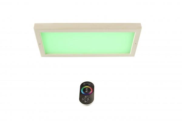 Infraworld LED-Farblicht Sion 3A Deckenmontage, Espe