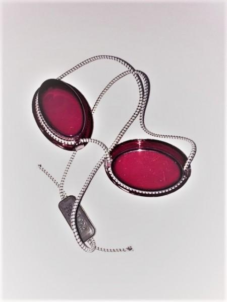 MedNovis UV-Schutzbrille für Solarium