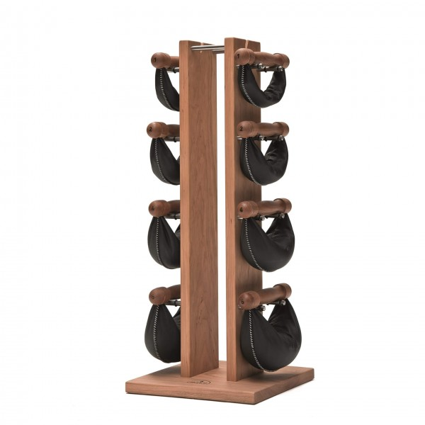 NOHrD Swing Tower Hantel Set (2,4,6,8 kg) Kirsche