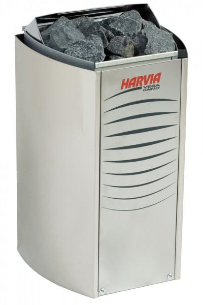 Harvia Vega Compact Saunaofen, 2,3 - 3,5 kW