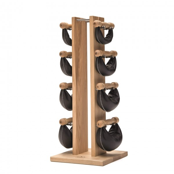 NOHrD Swing Tower Hantel Set (1,2,4,6 kg) Esche