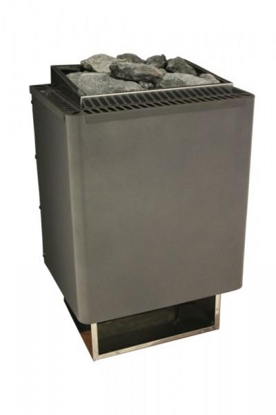 EOS SAUNAOFEN 94.5480 THERMAT 6,0 kW Antrahzit-Perleffekt