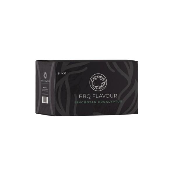 BBQ Flavour Binchotan WHITE EUCALYPTUS 5KG