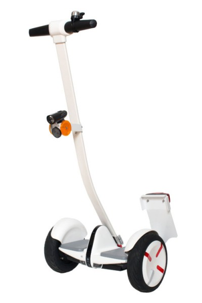 WaterLoft iWalk mini Scooter - weiß