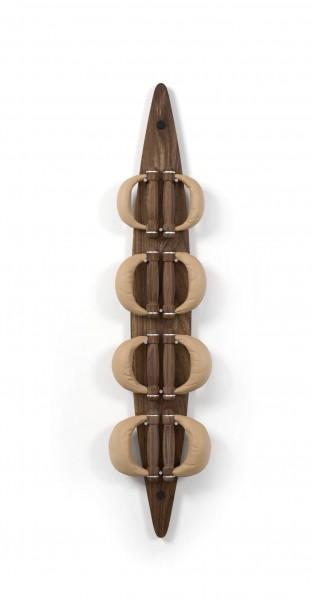 NOHrD Swing Board Hantel Set (2,4,6,8 kg) Nussbaum